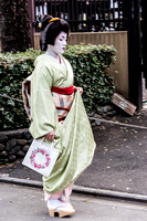 Geisha Shopping